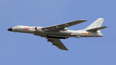 11097 - Xian H-6K - China - Air Force