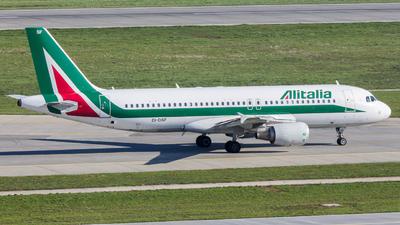 EI-DSF - Airbus A320-216 - Alitalia