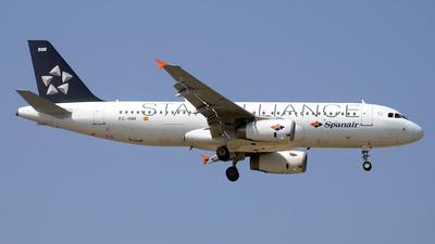 EC-INM - Airbus A320-232 - Spanair