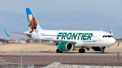 N328FR - Airbus A320-251N - Frontier Airlines