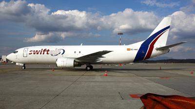 EC-MIE - Boeing 737-4Y0(SF) - Swiftair