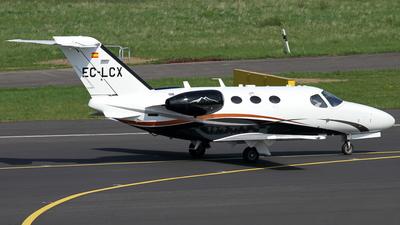 EC-LCX - Cessna 510 Citation Mustang - Aerodynamics Málaga