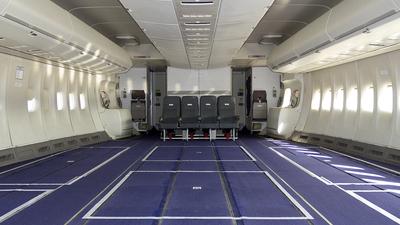 EX-47003 - Boeing 747-4H6 - Sky KG Airlines
