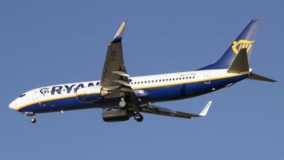 EI-EFN - Boeing 737-8AS - Ryanair