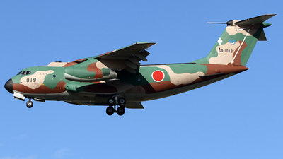 68-1019 - Kawasaki C-1 - Japan - Air Self Defence Force (JASDF)