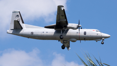 714 - Fokker 50MPA Enforcer Mk.2 - Singapore - Air Force