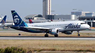N625VA - Airbus A320-214 - Alaska Airlines