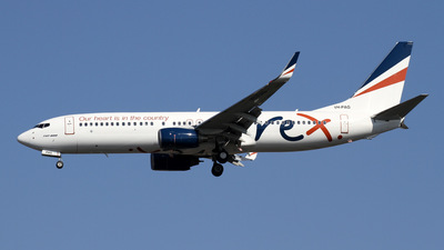 VH-PAG - Boeing 737-8FE - Regional Express (REX)