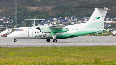 LN-WIL - Bombardier Dash 8-103 - Widerøe