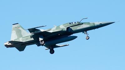 FAB4841 - Northrop F-5EM Tiger II - Brazil - Air Force