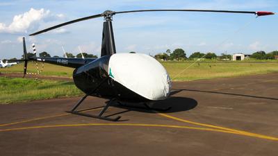 PR-RBG - Robinson R44 Raven II - Private