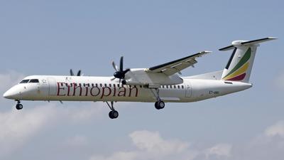ET-ANV - Bombardier Dash 8-Q402 - Ethiopian Airlines
