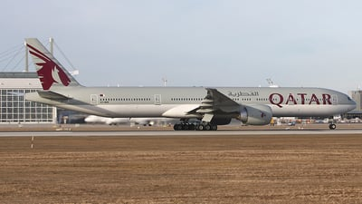 A7-BEE - Boeing 777-3DZER - Qatar Airways