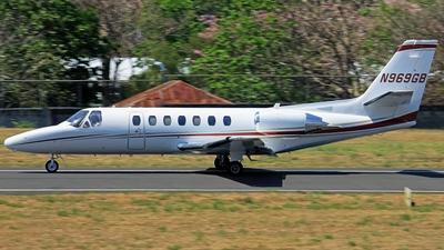 N969GB - Cessna 560 Citation V - Private