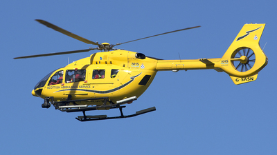 G-SASN - Airbus Helicopters H145 - Bond Air Services
