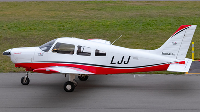ZK-LJJ - Piper PA-28-161 Warrior III - Aero Club - Canterbury