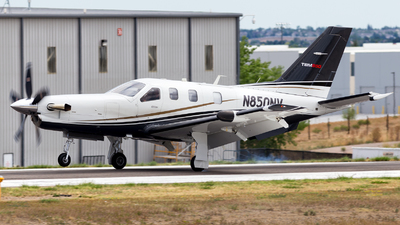 N850NV - Socata TBM-850 - Private
