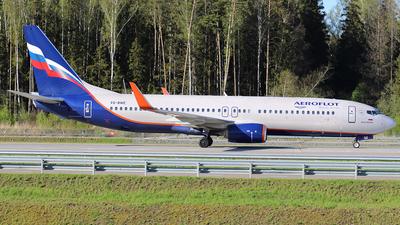 A picture of VQBWE - Boeing 7378LJ - Aeroflot - © BizavMen