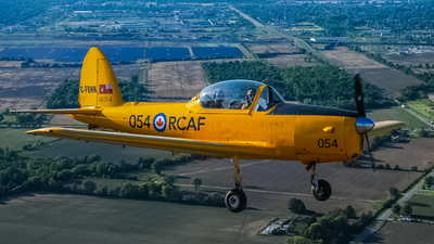 C-FBNM - De Havilland Canada DHC-1B-2-S5 Chipmunk - Private