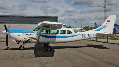 YL-KAO - Cessna T207A Turbo Stationair 8 - Private