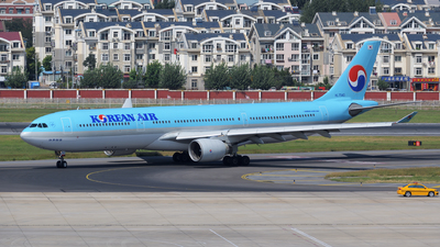 HL7540 - Airbus A330-322 - Korean Air