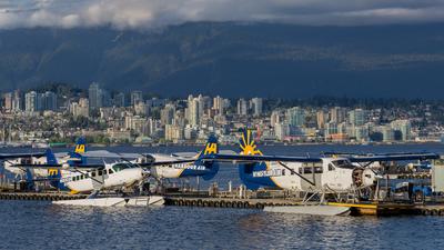 A picture of CGEND - De Havilland Canada DHC3T - [371] - © HA-KLS