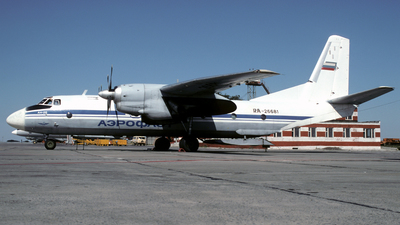 RA-26681 - Antonov An-26 - Aeroflot