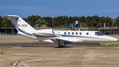 ZK-OCB - Cessna 525 Citation CJ4 - Private