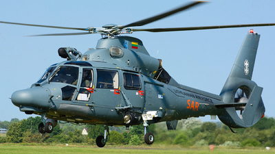 41 - Airbus Helicopters AS365 N3+ Dauphin - Lithuania - Air Force