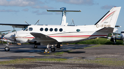 C-FIME - Beechcraft B100 King Air - Private