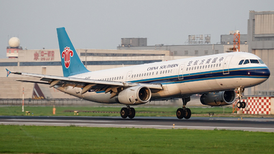 B-1616 - Airbus A321-231 - China Southern Airlines