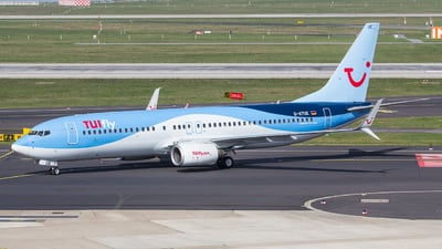 D-ATUE - Boeing 737-8K5 - TUIfly