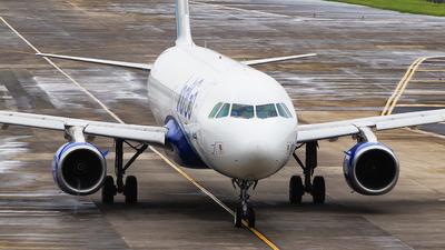 VT-IGU - Airbus A320-232 - IndiGo Airlines