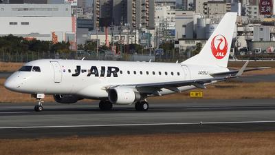 JA220J - Embraer 170-100STD - J-Air