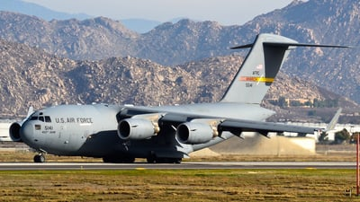 05-5141 - Boeing C-17A Globemaster III - United States - US Air Force (USAF)
