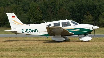 D-EOHD - Piper PA-28-181 Archer II - Private