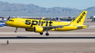 N908NK - Airbus A320-271N - Spirit Airlines