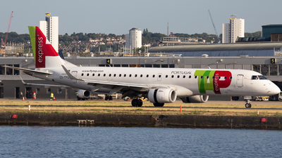 CS-TPQ - Embraer 190-100LR - TAP Express
