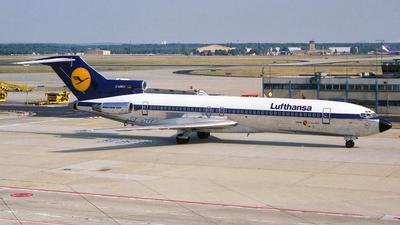 D-ABKH - Boeing 727-230(Adv) - Lufthansa
