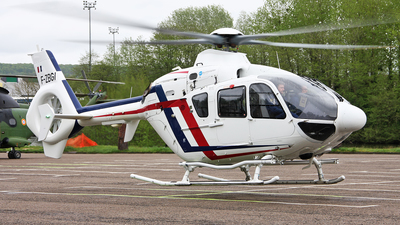 F-ZBGI - Eurocopter EC 135T2 - France - Customs