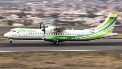 EC-NDD - ATR 72-212A(600) - Binter Canarias