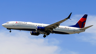 N926DZ - Boeing 737-932ER - Delta Air Lines
