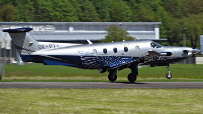 OK-PTT - Pilatus PC-12/47E - Private