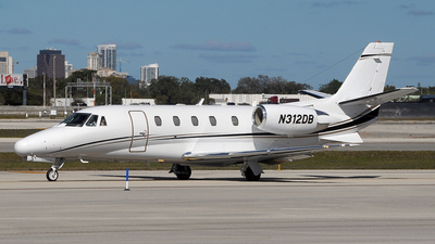N312DB - Cessna 560XL Citation XLS - Private