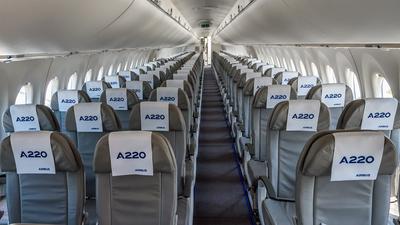 C-FFDO - Airbus A220-300 - Airbus Industrie