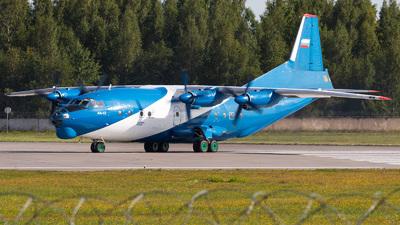 11868 - Antonov An-12BK - SibNIA Airlines