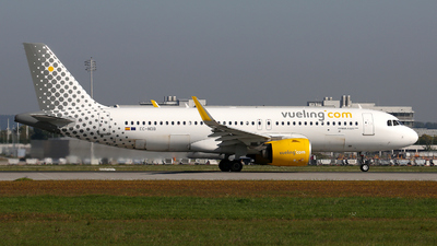 A picture of ECNDB - Airbus A320271N - Vueling - © Stefan Mayer