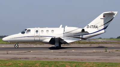 D-ITRA - Cessna 525 Citationjet CJ1 - Transavia Fluggesellschaft