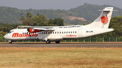 A picture of 9MLMR - ATR 72600 - [1186] - © YIJING HOU