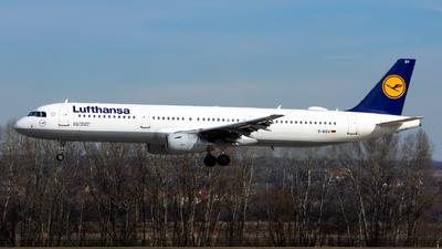 A picture of DAISV - Airbus A321231 - Lufthansa - © Bartosz Glasek